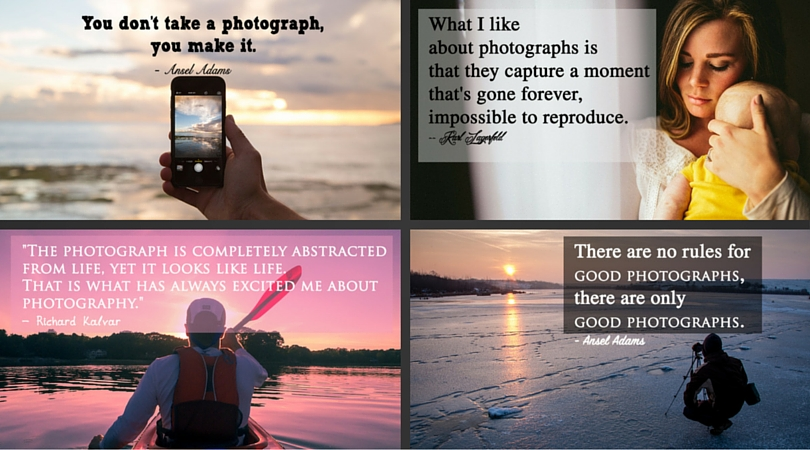 11 Beautiful Quotes about Photography