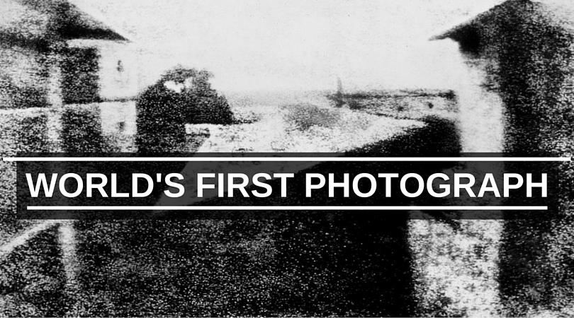 World's First Photograph