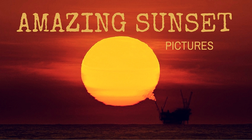 37 Amazing Sunset Pictures