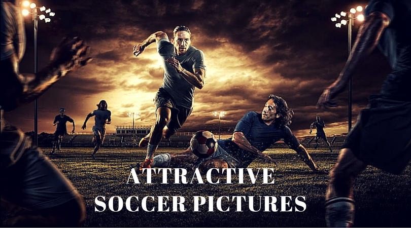 Attractive Soccer Pictures