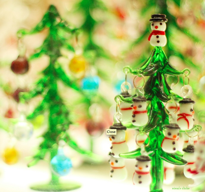 23 Distinct Christmas Decorations
