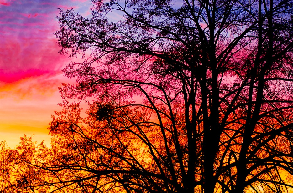 2nd December Sunset
