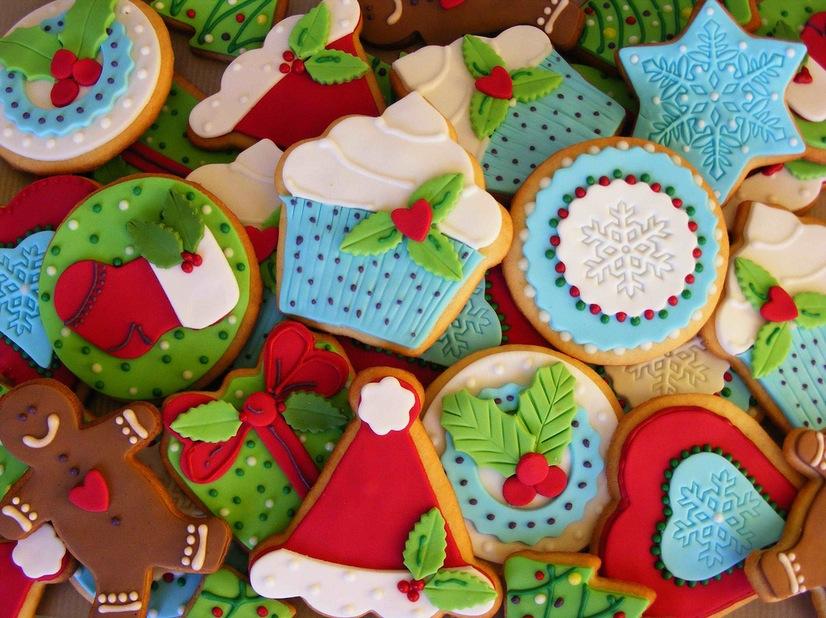 25 Sweet Christmas Cookies