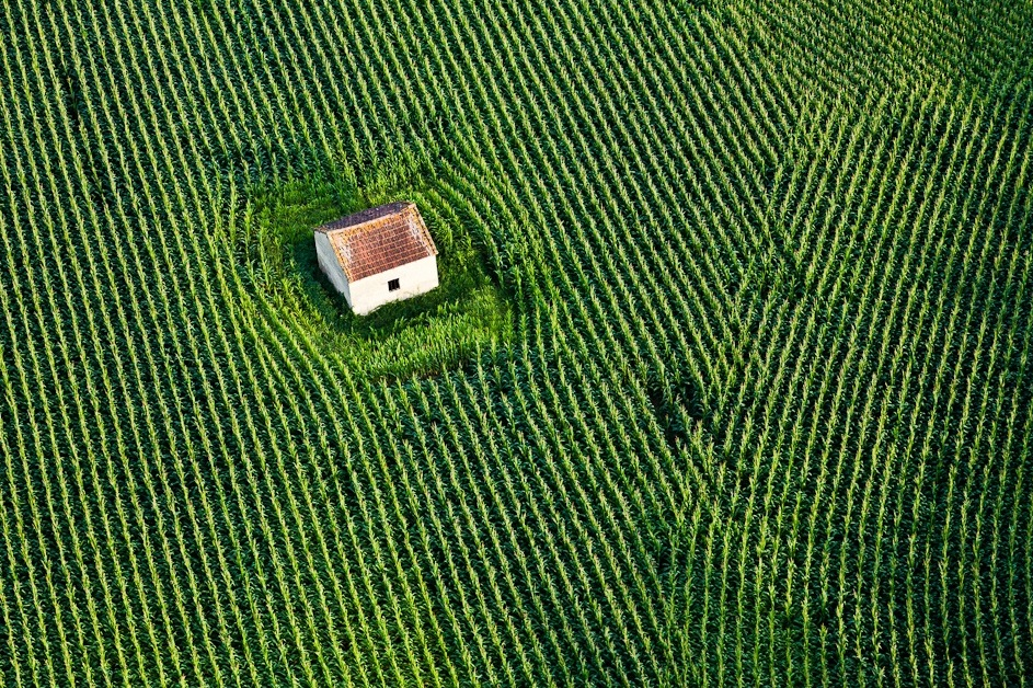 22 Stunning Aerial Photography
