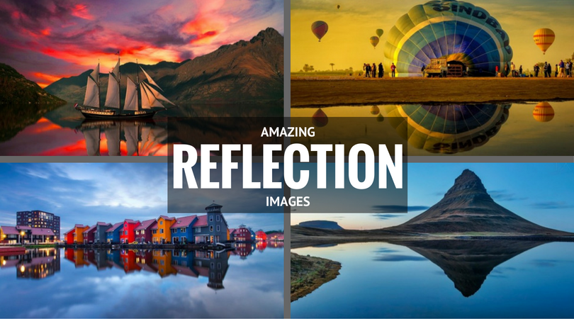 Amazing Reflection Images