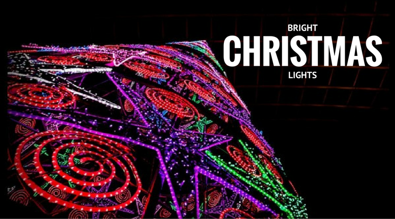 33 Bright Christmas Lights