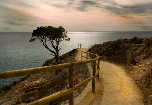 Path to Malladeta,Villajoyosa