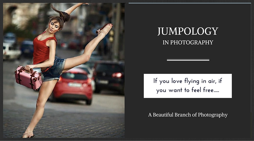 Jumpology - A Beautiful Branch of Photography