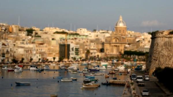 Malta Tilt Shift ( © Ubhejane)
