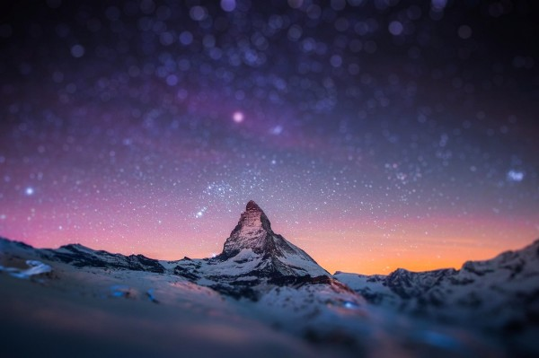 Mini Matterhorn ( © Coolbiere. A.)