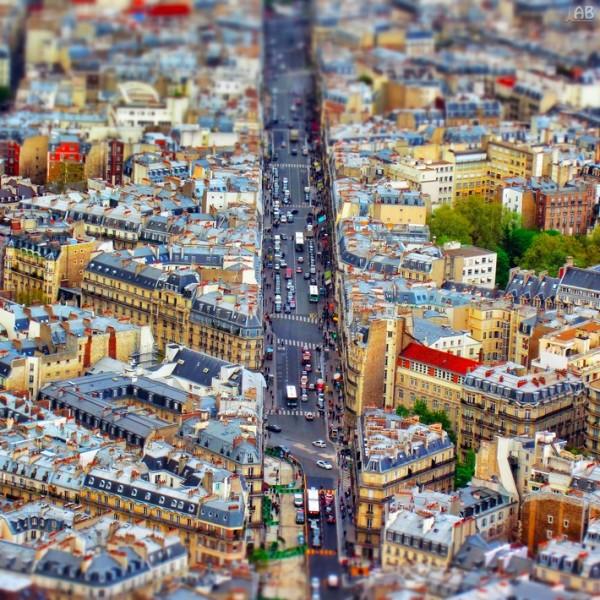 Paris TS ( © Alexandra Petrova)