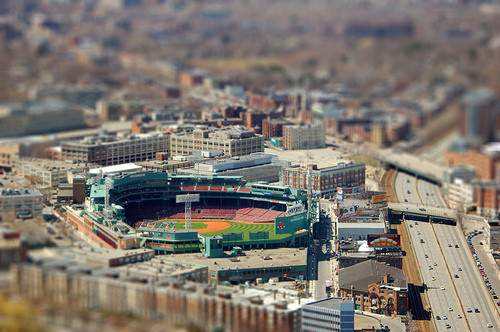 Tilt-Shift Photography: It's A Small World After All