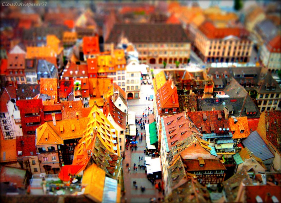 100+ Magnificent Examples of Tilt-Shift Photography