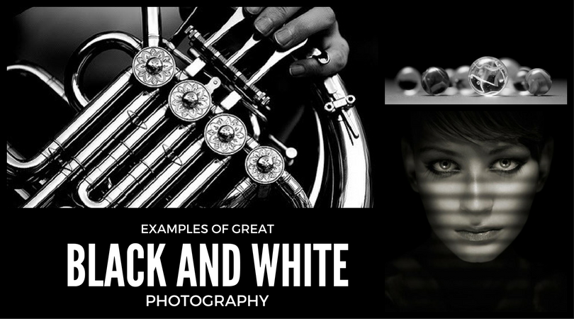 Great Black and White Photography