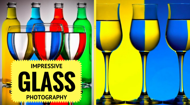 Impressive Glass Photography