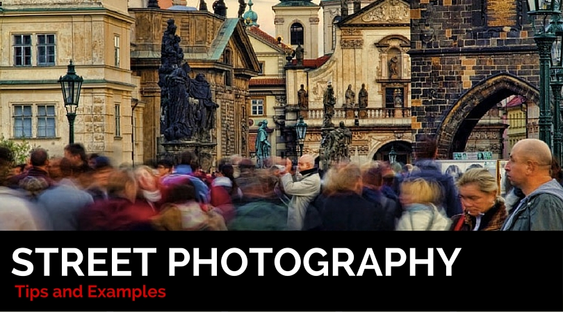 STREET PHOTOGRAPHY tips and tricks