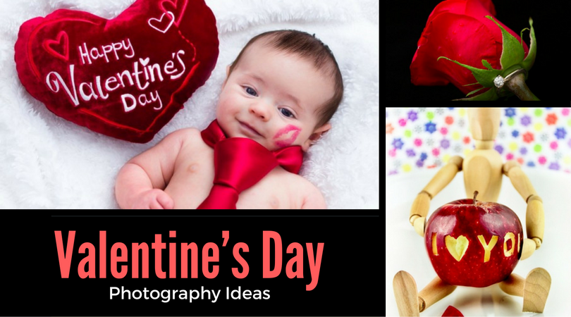 Valentine's Day – Photography Ideas For People Celebrating Love