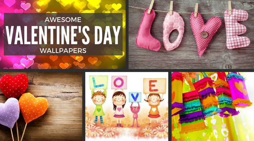35 Awesome Valentine's Day Wallpapers