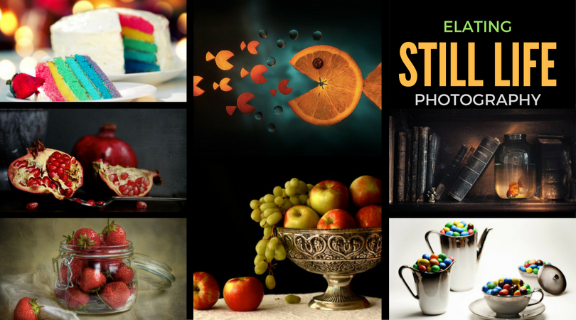 55 Most Elating Still Life Photography Examples