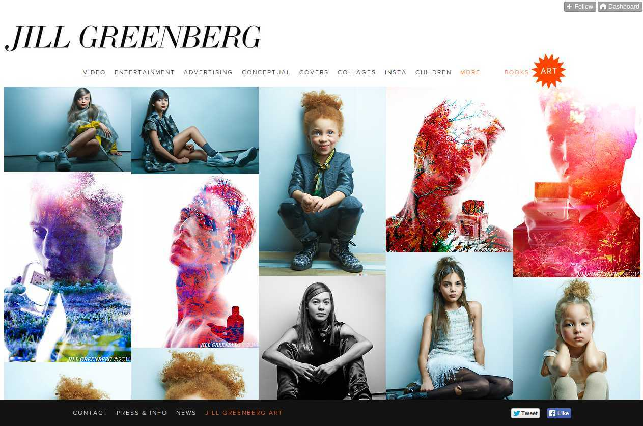 30 Impressive Photography Websites