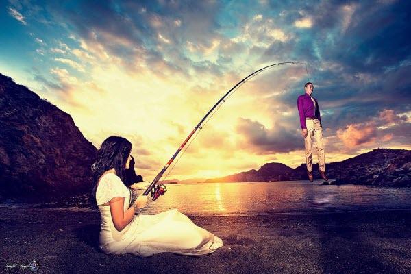 I Fished A Husband