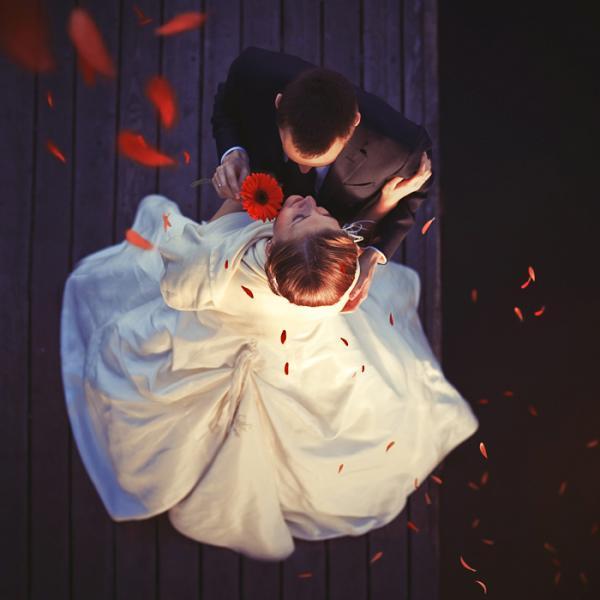 Umbrella Wedding
