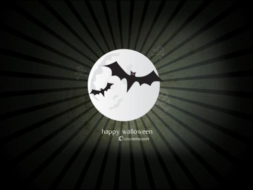 Helloween Bats