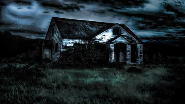 Little scary house