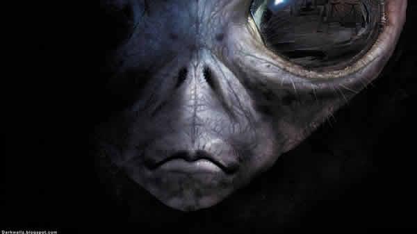 Scary Alien