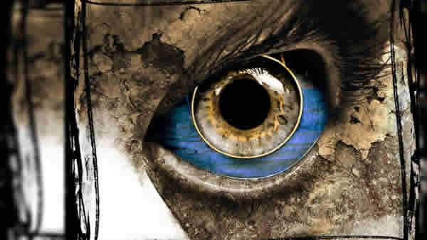 Scary Eye