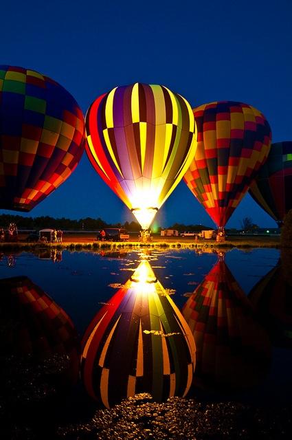 Balloons & Tunes, Grove City