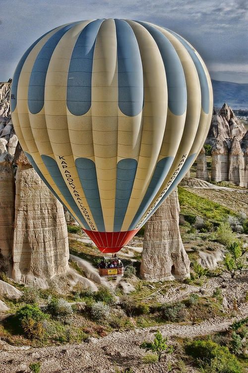 Hot Air Ballooning, Spanish Pyrenees