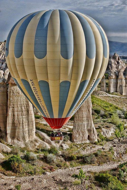 Hot Air Ballooning, Spanish Pyrenees