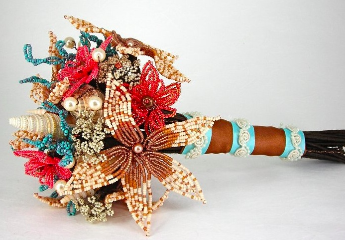 Funky Beach Bouquet