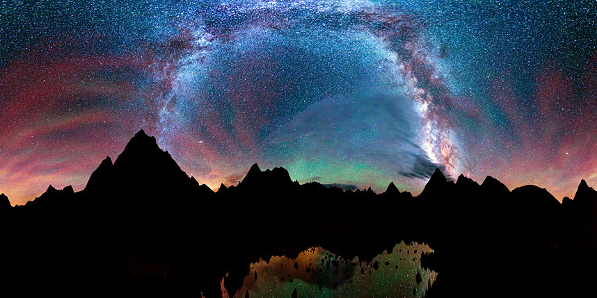 Milky Way by Matt Payne