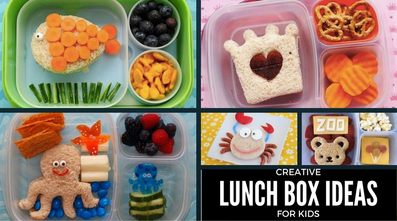 61 Creative Lunch Box ideas for Kids