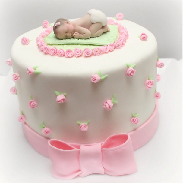 Baby Shower Cake Pictures For A Girl : Amazing Baby Shower Cake ideas