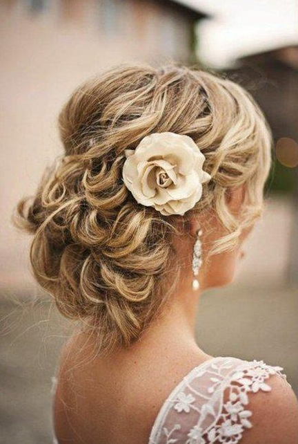 Bridal Hairstyles for Princess Look