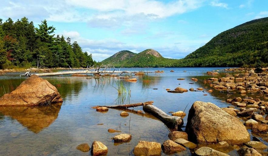 The Bubbles, Acadia National Park
