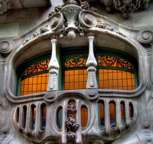Casa Comalat – Barcelona
