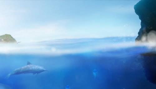 Ecco the Dolphin – Big Blue