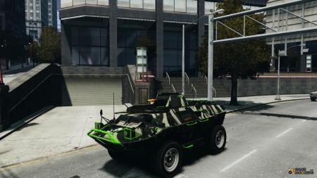 Enforcer for GTA 4