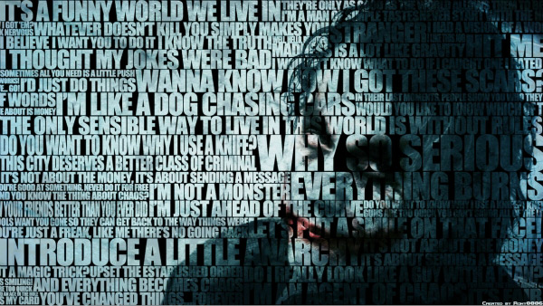 Joker's Quotes.