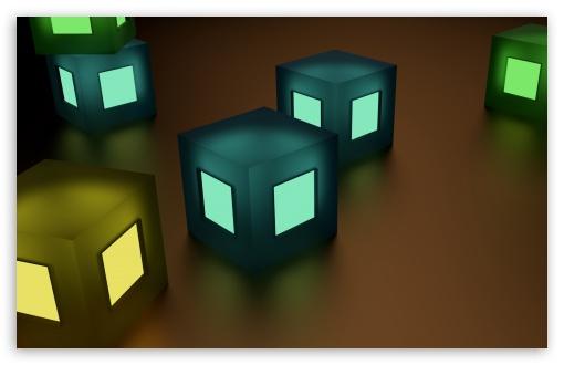 Lighted Blocks