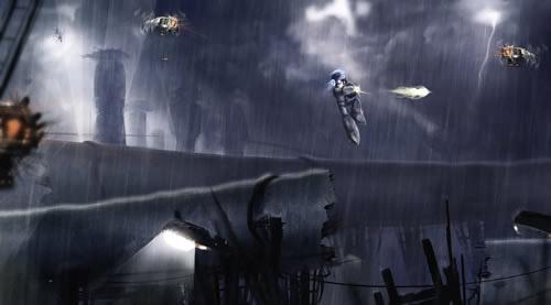 Megaman – City Borders