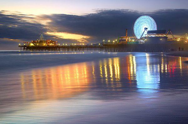 Santa Monica Spin