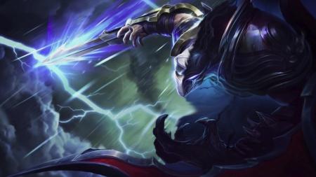 Shockblade Zed Nocturne