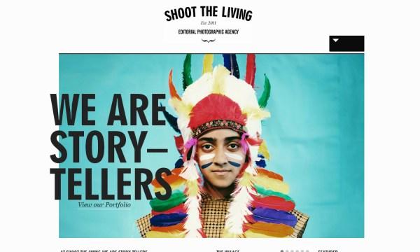 Shoot the Living