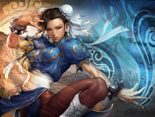Street Fighter – Chun-Li Style