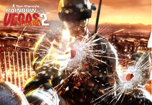 Tom Clancy's Rainbow Six: Vegas 2
